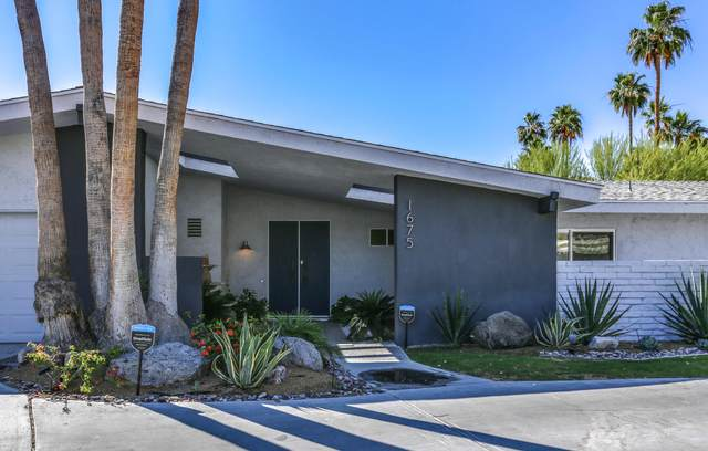 1675 S La Verne Way, Palm Springs, CA 92264 (MLS #219043656) :: Brad Schmett Real Estate Group