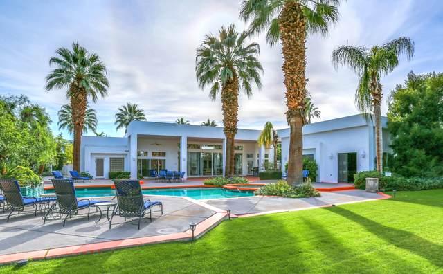 70710 Frank Sinatra Drive, Rancho Mirage, CA 92270 (MLS #219043665) :: Desert Area Homes For Sale