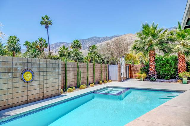 915 Oceo Circle, Palm Springs, CA 92264 (MLS #219043697) :: The John Jay Group - Bennion Deville Homes