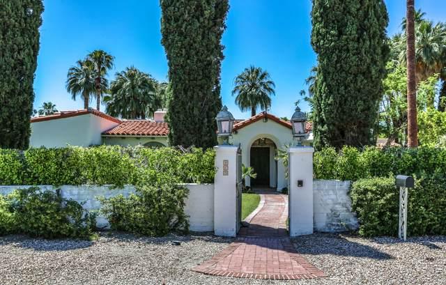 463 W Vereda Norte, Palm Springs, CA 92262 (MLS #219043704) :: The John Jay Group - Bennion Deville Homes