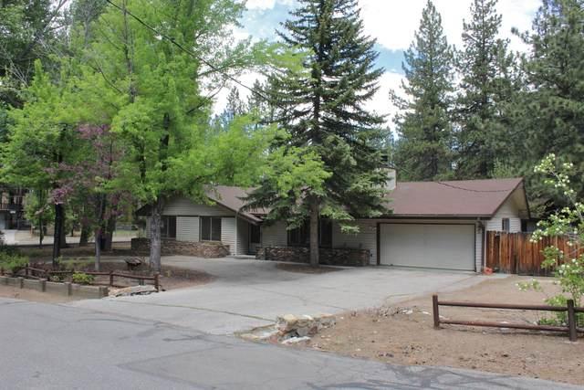 393 Crane Drive, Big Bear Lake, CA 92315 (MLS #219043740) :: The Jelmberg Team