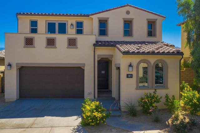 80465 Champions Way, La Quinta, CA 92253 (MLS #219043743) :: The Sandi Phillips Team