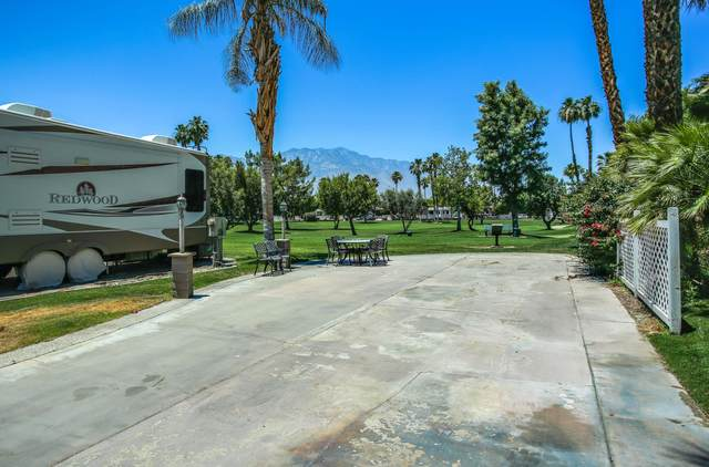 69411 Ramon Road #807, Cathedral City, CA 92234 (MLS #219043747) :: The Jelmberg Team