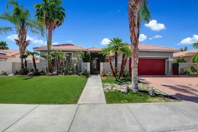 74549 Lavender Way, Palm Desert, CA 92260 (MLS #219043750) :: The Jelmberg Team