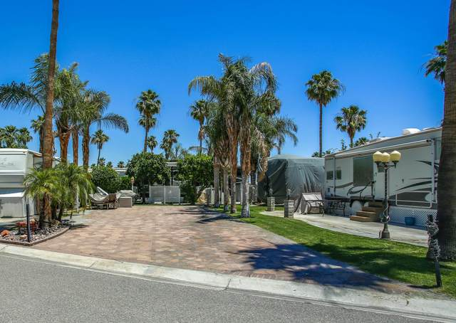 69411 Ramon Road #1142, Cathedral City, CA 92234 (MLS #219043755) :: The Jelmberg Team