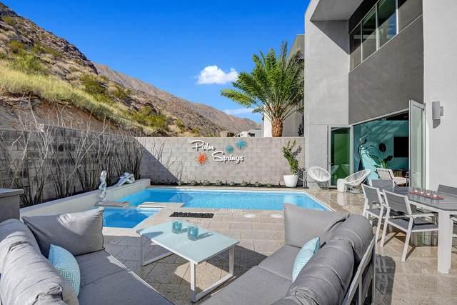 1309 Surrey Lane, Palm Springs, CA 92264 (MLS #219043821) :: Brad Schmett Real Estate Group
