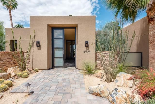 40555 E Thunderbird Terrace, Rancho Mirage, CA 92270 (MLS #219043860) :: The John Jay Group - Bennion Deville Homes