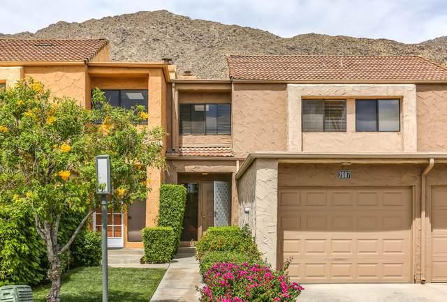 2007 S Ramitas Way, Palm Springs, CA 92264 (MLS #219043876) :: Brad Schmett Real Estate Group