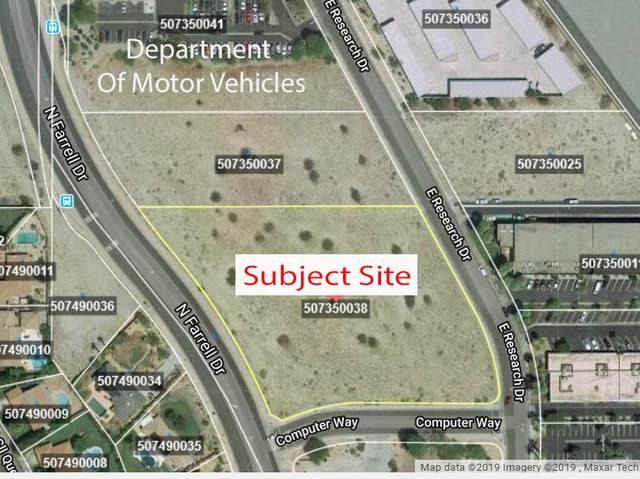 00 S Farrell Drive, Palm Springs, CA 92264 (MLS #219043888) :: Brad Schmett Real Estate Group