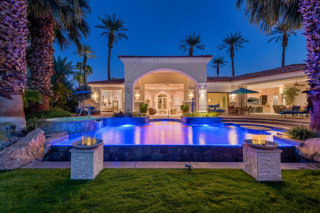 140 Waterford Circle, Rancho Mirage, CA 92270 (MLS #219043898) :: The John Jay Group - Bennion Deville Homes
