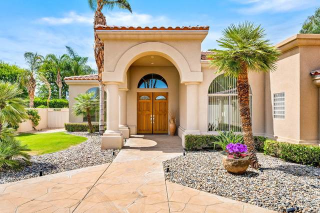 70615 Sunny Lane, Rancho Mirage, CA 92270 (MLS #219043914) :: The John Jay Group - Bennion Deville Homes