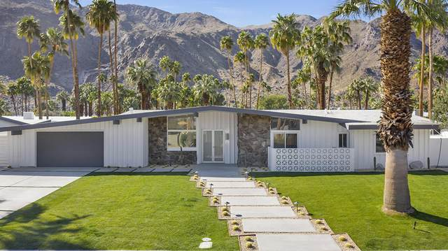 823 N Topaz Circle, Palm Springs, CA 92262 (MLS #219043968) :: Brad Schmett Real Estate Group