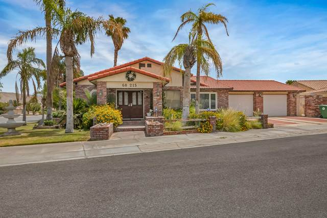 68215 Berros Court, Cathedral City, CA 92234 (#219043979) :: The Pratt Group