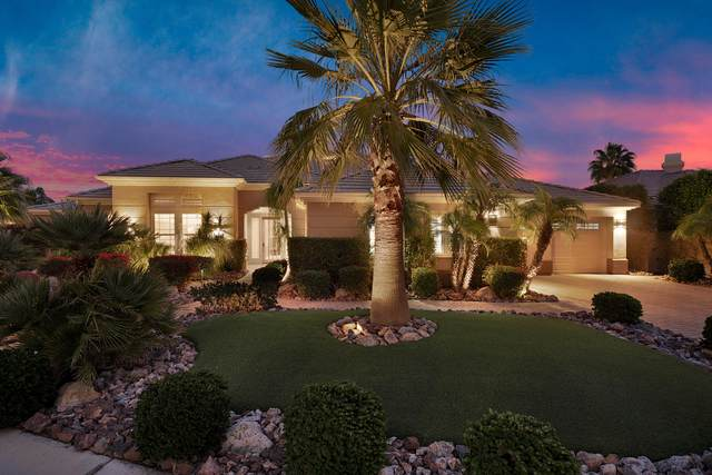 4 Via Verde, Rancho Mirage, CA 92270 (MLS #219043996) :: The John Jay Group - Bennion Deville Homes