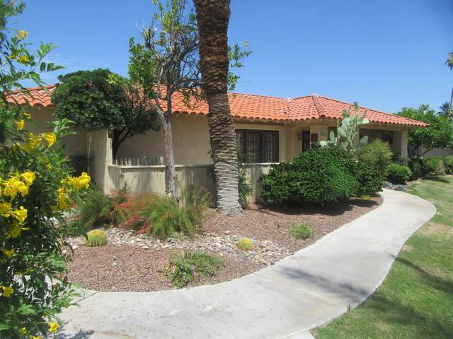 72875 Don Larson Lane, Palm Desert, CA 92260 (MLS #219044008) :: The John Jay Group - Bennion Deville Homes