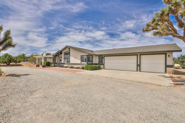 5022 Canton Street, Yucca Valley, CA 92284 (MLS #219044015) :: The John Jay Group - Bennion Deville Homes