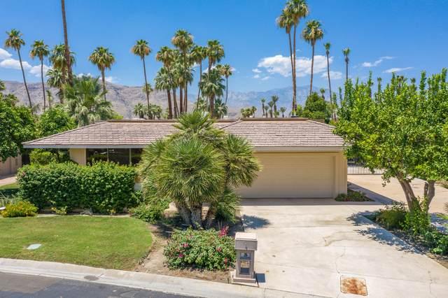 26 Cornell Drive, Rancho Mirage, CA 92270 (MLS #219044016) :: The John Jay Group - Bennion Deville Homes