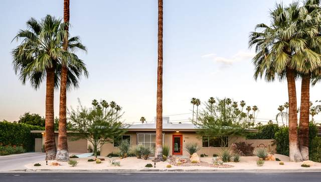 1140 S Calle Marcus, Palm Springs, CA 92264 (MLS #219044043) :: Brad Schmett Real Estate Group