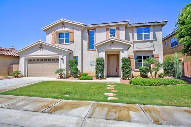 41097 Corte Nella Vita, Indio, CA 92203 (MLS #219044059) :: The John Jay Group - Bennion Deville Homes