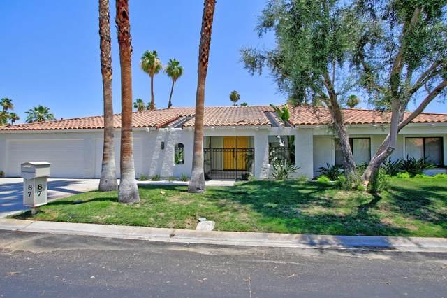 87 Magdalena Drive, Rancho Mirage, CA 92270 (MLS #219044069) :: The John Jay Group - Bennion Deville Homes