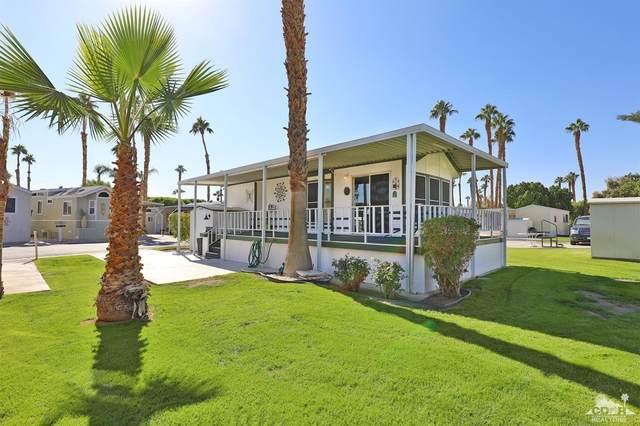 84136 Avenue 44 #158 #158, Indio, CA 92203 (MLS #219044084) :: Brad Schmett Real Estate Group