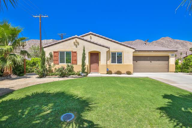 51735 Avenida Obregon, La Quinta, CA 92253 (MLS #219044089) :: Brad Schmett Real Estate Group