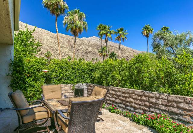 114 E La Verne Way, Palm Springs, CA 92264 (MLS #219044093) :: Brad Schmett Real Estate Group