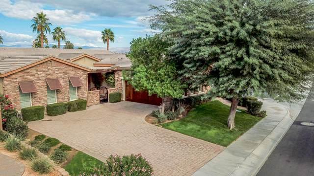 81652 Rustic Canyon Drive, La Quinta, CA 92253 (MLS #219044101) :: The Sandi Phillips Team