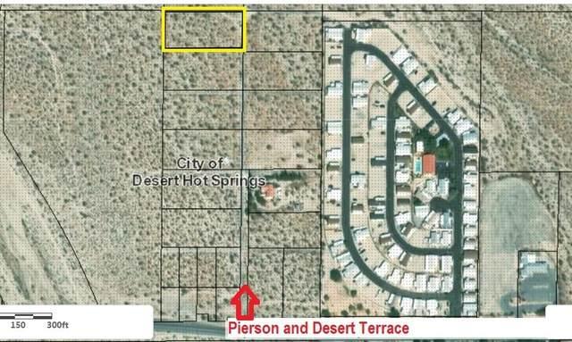 1 Desert Terrace Way, Desert Hot Springs, CA 92240 (MLS #219044126) :: The Sandi Phillips Team