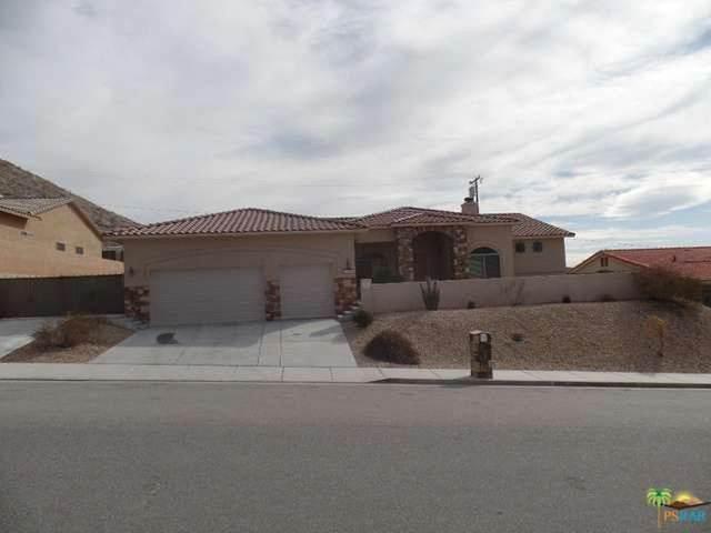 9092 Puesta Del Sol, Desert Hot Springs, CA 92240 (MLS #219044133) :: The Sandi Phillips Team