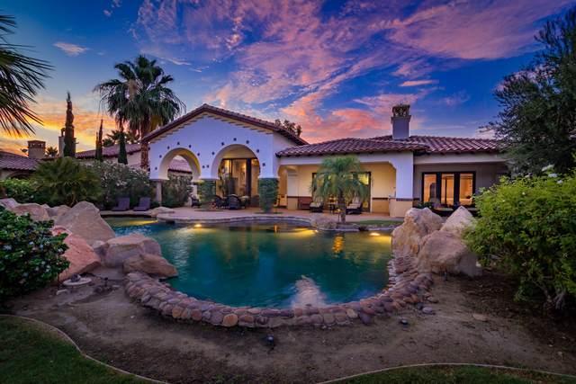58058 Aracena, La Quinta, CA 92253 (MLS #219044136) :: The John Jay Group - Bennion Deville Homes