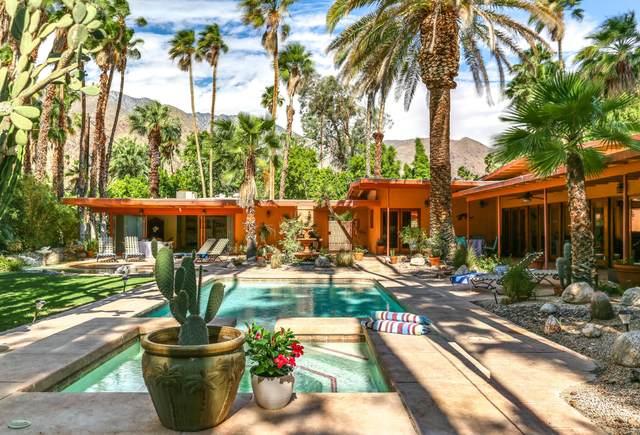 421 W Mariscal Road, Palm Springs, CA 92262 (MLS #219044207) :: The Sandi Phillips Team