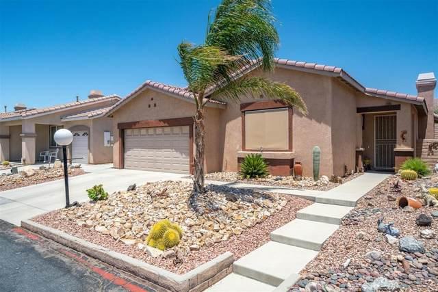 65565 Acoma Avenue, Desert Hot Springs, CA 92240 (#219044255) :: The Pratt Group