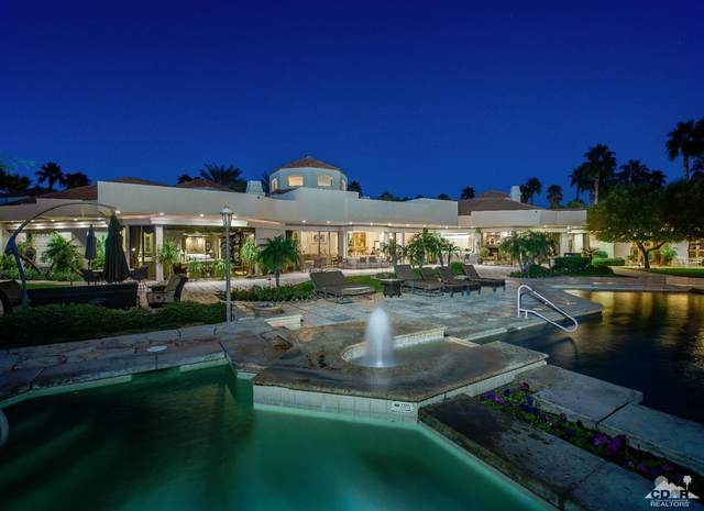 72743 Clancy Lane, Rancho Mirage, CA 92270 (MLS #219044299) :: The John Jay Group - Bennion Deville Homes