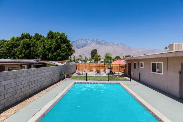 4317 E Camino San Miguel, Palm Springs, CA 92264 (MLS #219044323) :: Hacienda Agency Inc