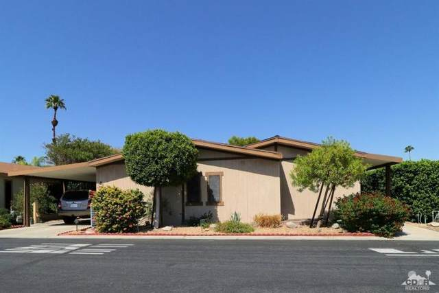 73450 Country Club Dr #215, Palm Desert, CA 92260 (MLS #219044393) :: The Sandi Phillips Team