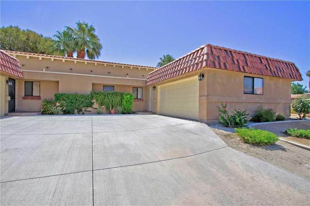 40210 Baltusrol Circle, Palm Desert, CA 92211 (MLS #219044398) :: Hacienda Agency Inc