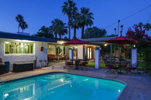 1351 E San Lorenzo Road, Palm Springs, CA 92264 (#219044414) :: The Pratt Group