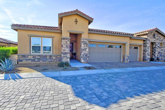 4105 Via Tramonti, Palm Desert, CA 92260 (MLS #219044453) :: The Sandi Phillips Team