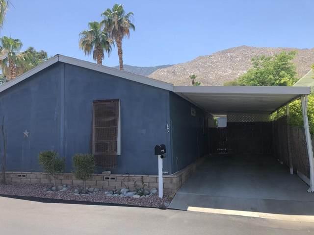 150 Pali Drive, Palm Springs, CA 92264 (MLS #219044578) :: Hacienda Agency Inc