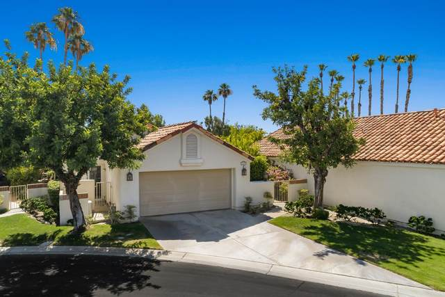 43850 Via Granada, Palm Desert, CA 92211 (#219044584) :: The Pratt Group