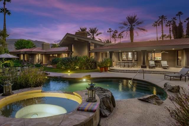 40680 Morningstar Road, Rancho Mirage, CA 92270 (MLS #219044657) :: The John Jay Group - Bennion Deville Homes