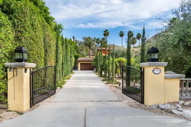 213 W Camino Descanso, Palm Springs, CA 92264 (#219044733) :: The Pratt Group