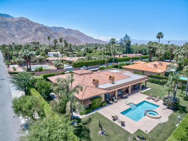 824 N Avenida Palmas, Palm Springs, CA 92262 (#219044748) :: The Pratt Group
