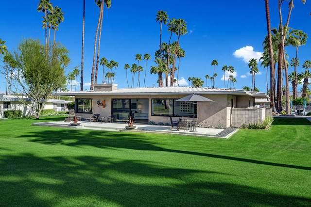 40990 Paxton Drive #17, Rancho Mirage, CA 92270 (MLS #219044775) :: Hacienda Agency Inc
