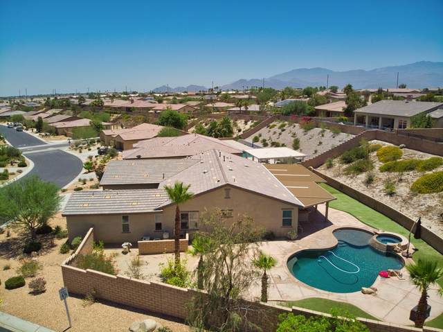 73761 Van Gogh Drive, Palm Desert, CA 92211 (MLS #219044851) :: The John Jay Group - Bennion Deville Homes
