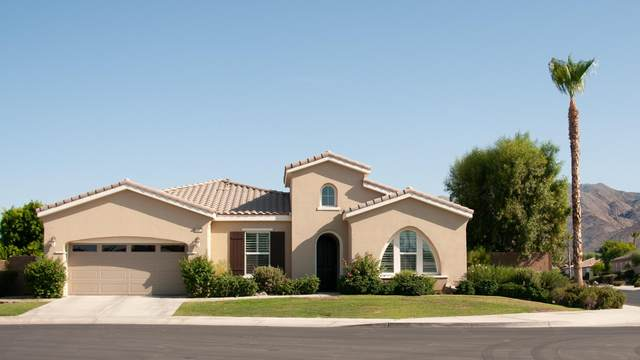 81507 Castlerock Court, La Quinta, CA 92253 (MLS #219044902) :: The Sandi Phillips Team