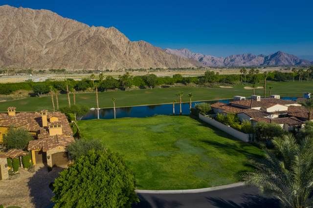 53739 (Lot 225)  Via Palacio, La Quinta, CA 92253 (MLS #219044906) :: The Sandi Phillips Team
