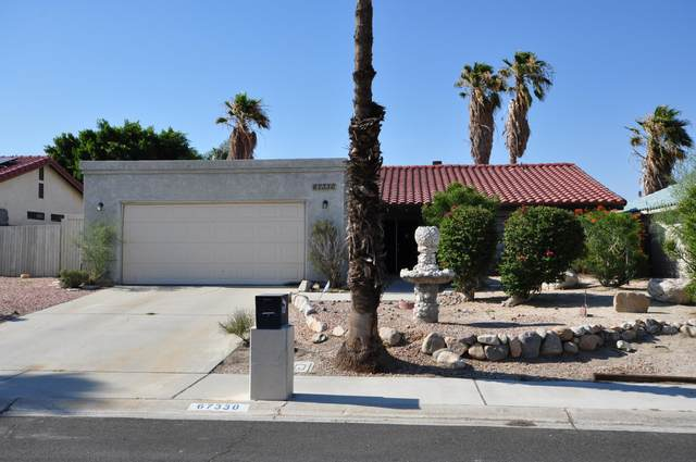 67330 Medano Road, Cathedral City, CA 92234 (MLS #219044928) :: The Sandi Phillips Team