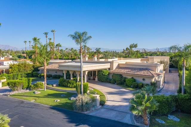 72395 Morningstar Road, Rancho Mirage, CA 92270 (MLS #219044964) :: The John Jay Group - Bennion Deville Homes